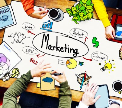 O que fazemos - Marketing