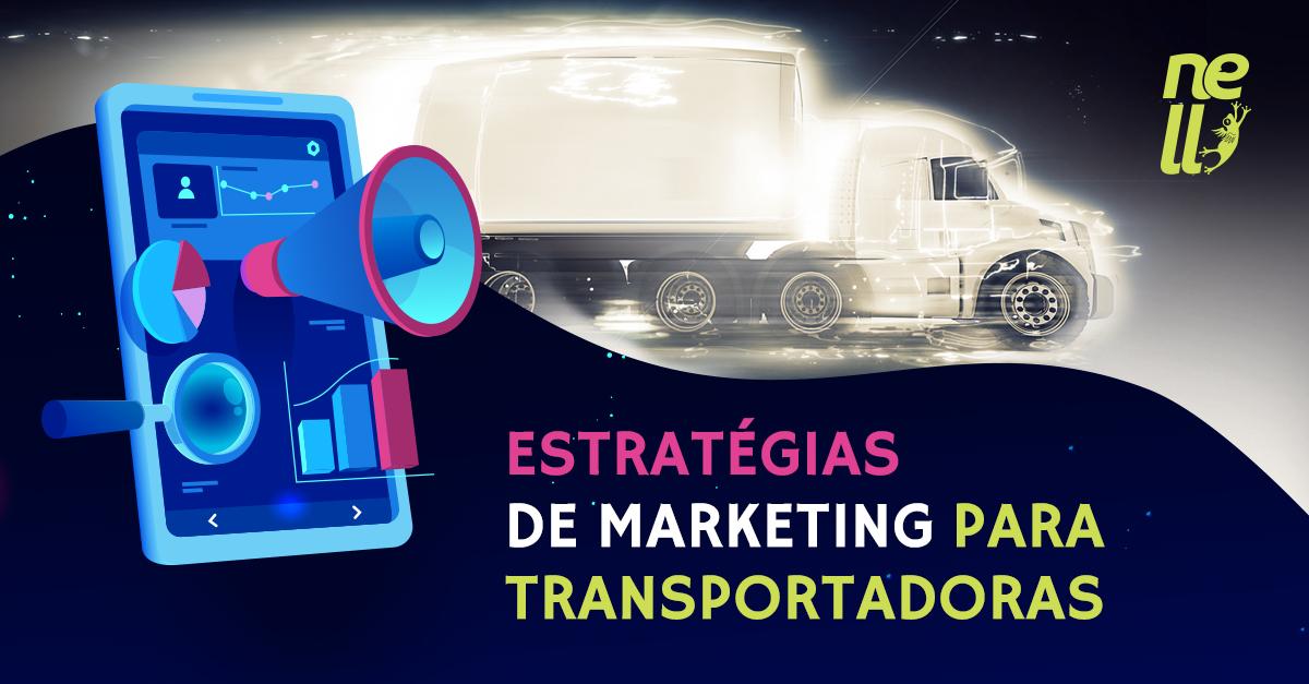 marketing para transportadoras